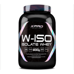 W-ISO ISOLATE WHEY (900G) – XPRO NUTRITION
