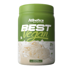 BEST VEGAN (500G) - ATLHETICA NUTRITION na internet