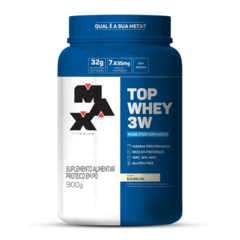 TOP WHEY 3W MAIS PERFORMANCE (900G)
