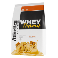 WHEY FLAVOUR (850G) - ATLHETICA NUTRITION