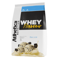 WHEY FLAVOUR (850G) - ATLHETICA NUTRITION - comprar online