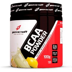 BCAA POWDER 100G - Bodyaction