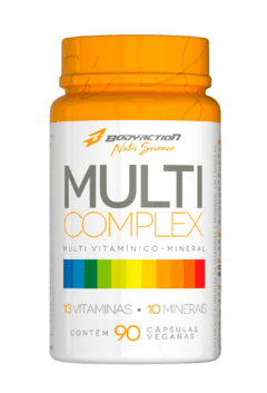 MULTICOMPLEX 90 CÁPSULAS