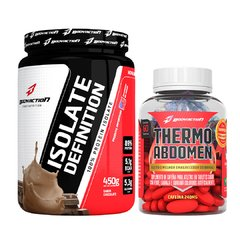 Whey Isolate Definition 900g + Thermo Abdomen