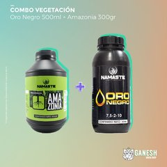 Combo Vegetación - Medium