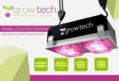 Led Growtech 200w Full Spectrum - comprar online