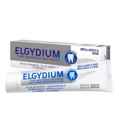 Elgydium Brilliance & Care pasta dental antimanchas x 30ml - comprar online