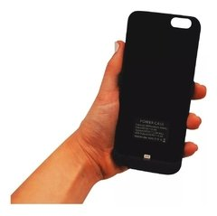 Funda Cargadora Power Case iPhone 6 / 7 / 8 de 5500mAh Slim