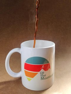 Caneca  | Up The Mountain