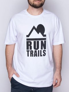 Camiseta Masculina Run Trails - Up The Mountain
