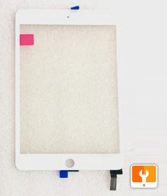 Tactil Pantalla Touch iPad Mini 4 A1538 A1550 Color Blanco