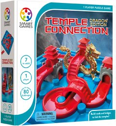 TEMPLE CONNECTION DRAGON EDITION - Smart Games