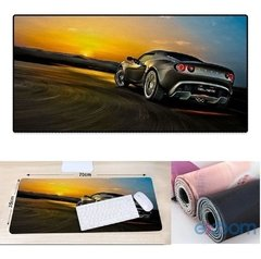 Mouse Pad Gamer Speed Grande 70x35cm  - Por Do Sol