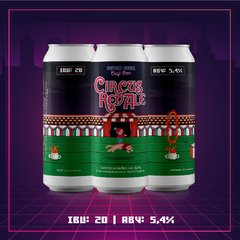 Circus Red Ale - comprar online
