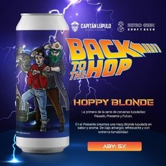 BACK TO THE HOP - HOPPY BLONDE
