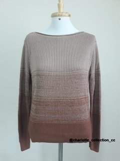Blusa Tricot  Multicolor - Charlotte Collection