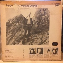 Vinilo Soundtrack Percy Faith - Verano Del 42 Lp Argentina - comprar online