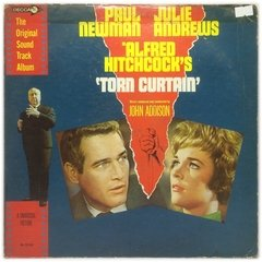 Vinilo Soundtrack Alfred Hitchcock's Torn Curtain Lp Usa 66