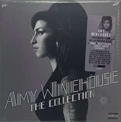 Box Set Amy Winehouse - The Collection 5 Cd's Nuevo