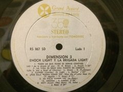 Vinilo Enoch Light Y La Brigada Light Dimension 3 Lp Arg - BAYIYO RECORDS