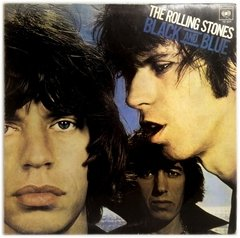 Vinilo Rolling Stones Black And Blue Lp Argentina 1976