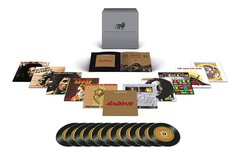 Box Set 11 Cds Bob Marley & The Wailers The Complete Island