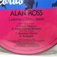 Alan Ross Valentino Mon Amour Picture Swedish Nuevo Italo M en internet