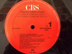 Vinilo Terence Trent D'arby To Know Someone Deeply Is To Kno en internet