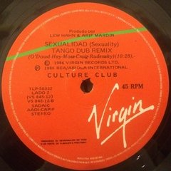 Vinilo Culture Club Move Away - Alejate Maxi Argentina 1986 en internet