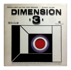 Vinilo Enoch Light Y La Brigada Light Dimension 3 Lp Arg