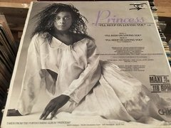 Vinilo Princess I'll Keep On Loving You Alemán 1986 Dj 80 - comprar online
