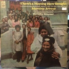 Vinilo Martina Arroyo There's A Meeting Here Tonight! Lp 74