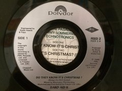 Vinilo Band Aid Ii Do They Know It's Christmas? Simple 7'' en internet