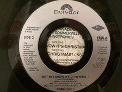Vinilo Band Aid Ii Do They Know It's Christmas? Simple 7'' - BAYIYO RECORDS