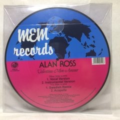Alan Ross Valentino Mon Amour Picture Swedish Nuevo Italo M - BAYIYO RECORDS