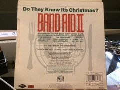 Vinilo Band Aid Ii Do They Know It's Christmas? Simple 7'' - comprar online