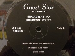Vinilo Pete Fountain Broadway To Bourbon St. Lp Argentina 63 - BAYIYO RECORDS