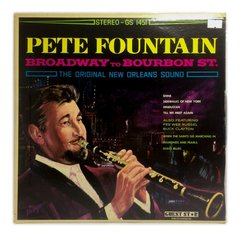 Vinilo Pete Fountain Broadway To Bourbon St. Lp Argentina 63