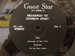 Vinilo Pete Fountain Broadway To Bourbon St. Lp Argentina 63 en internet