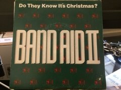 Vinilo Band Aid Ii Do They Know It's Christmas? Simple 7''