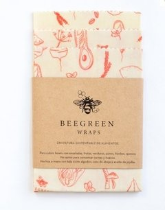BEEGREEN WRAPS PACK X2