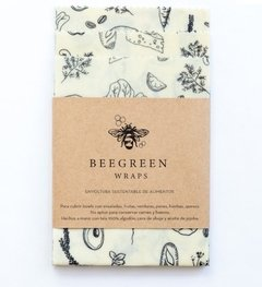 BEEGREEN WRAPS PACK X3