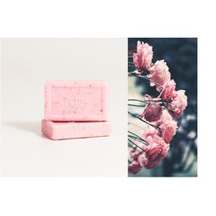 JABON VEGETAL DE TEA ROSE PURA SOAP