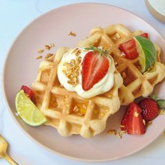 The Classic Belgian Waffle by Pasticcino - comprar online