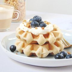 The Classic Belgian Waffle by Pasticcino en internet