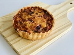 Pulled Pork Quiche - comprar online