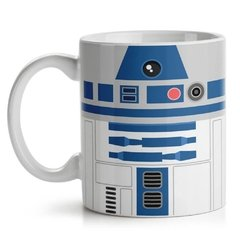Caneca Star Wars - Side Faces R2