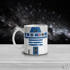 Caneca Star Wars - Side Faces R2 na internet