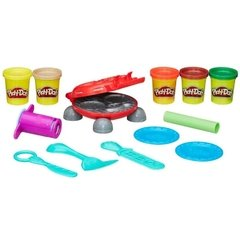 Festa do Hambúrguer Massinha Play-Doh - comprar online