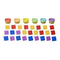 Kit de Letras Massinha Play-Doh - comprar online